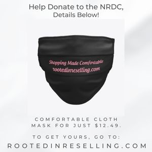 10% Donated To The NRDC, Find More Details Below!